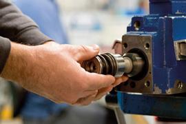 Réparation servo valve