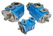 pompe à palettes hydraulique