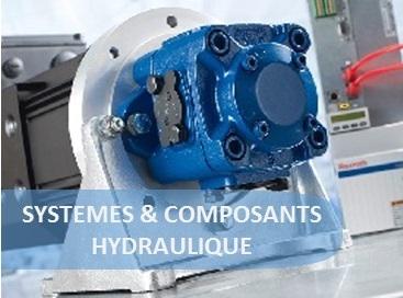 Composant hydraulique