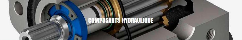 Notre gamme hydraulique