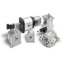 Partie de pompe à engrenages REAR SECTION PLM30.27R0-65M6-LGF/GF-N-P 03600508 Casappa