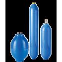 Accumulateurs Cylindriques soudés ACSL 0,7 L - code 068125  - HYDRO LEDUC